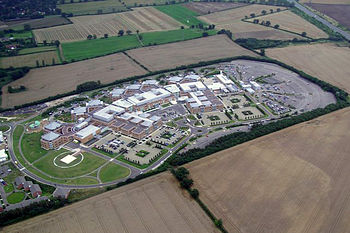 Norfolk and Norwich University Hospital, a Nat...