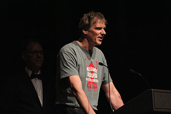 Peter Watt's acceptance speech at the Hugo Awa...