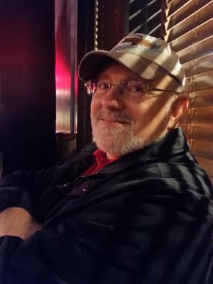 Greg Smith, author & graphic designer