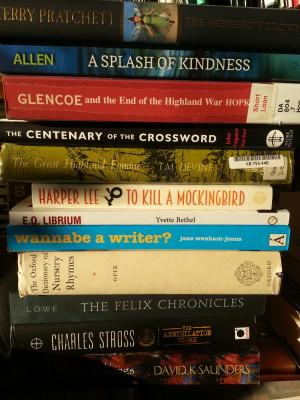 New Books of 2015, pt.6