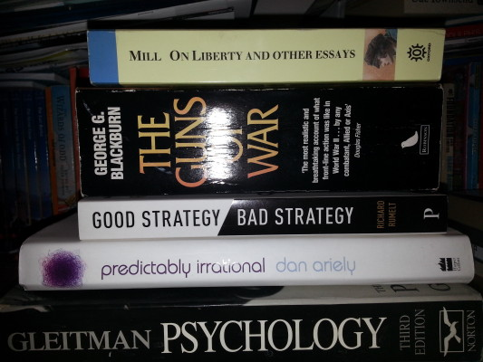 Some of my most influential books