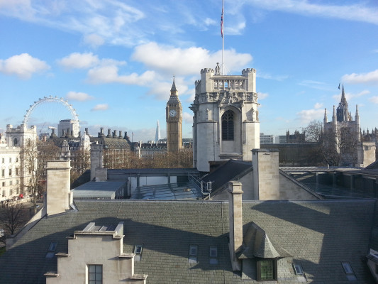 Westminster - the heart of the public sector performance objectives setting
