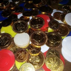 Counterfeit Game Money