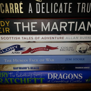 New Books of 2015 pt.1