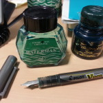 Green Ink for happier editing?
