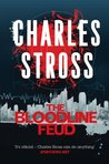 cover of The Bloodline Feud by Charles Stross