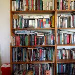 Fiction Bookshelf – Bookshelves Abound = #Shelfie 01