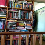 Writer's Bookshelf – Bookshelves Abound = #Shelfie 07