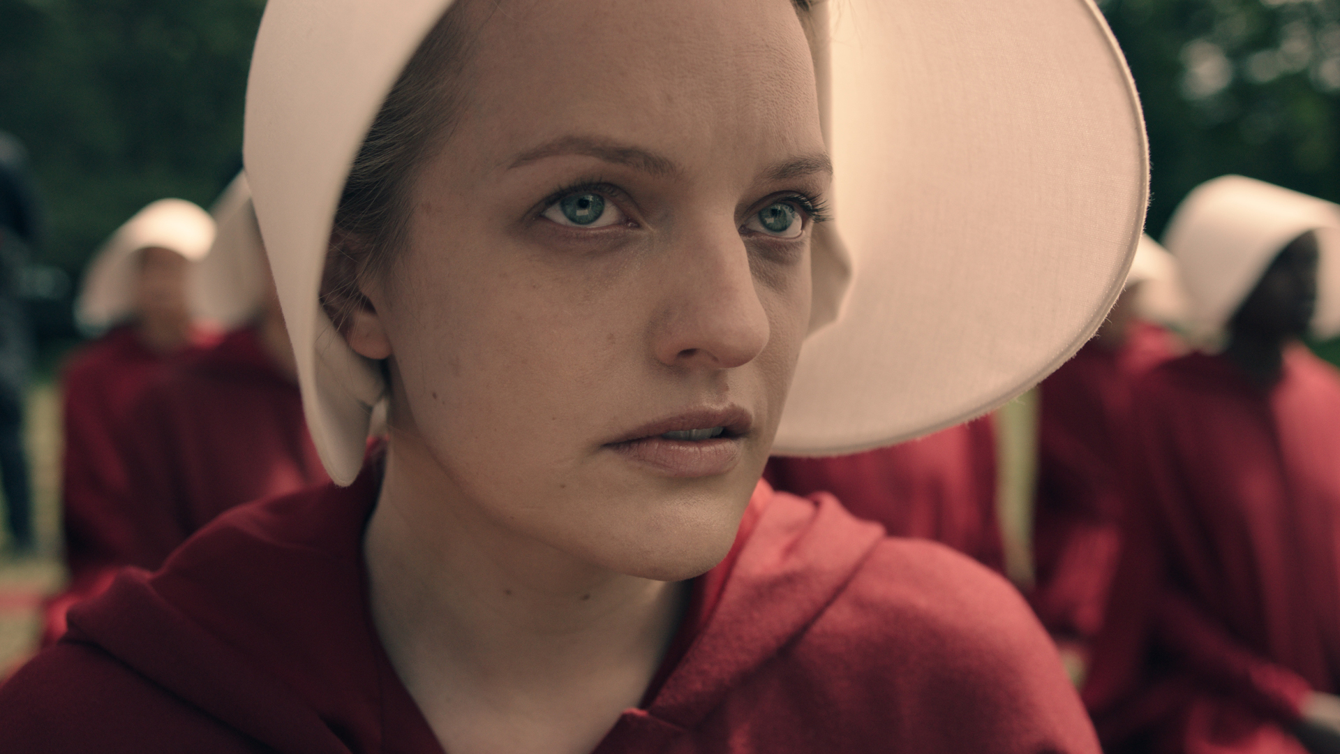 The Handmaid's Tale & Failure Modes of Democracy